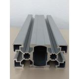 Perfil Aluminio Estrutural 45x90mm - Barra Com 27cm