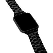 3 Pulseras De Metal Compatible Con Apple Watch Medida 42/44