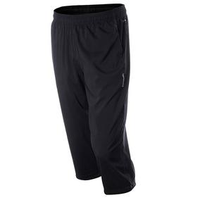 Pants Atletico Speedwick Capri 3/4 Hombre Reebok Aj3052