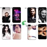 Capinha Case Cantor Demi Lovato Celular Iphone 4/5/5s/5c