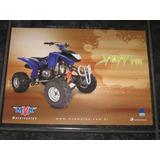 Folder / Catálogo / Pôster Mvk Sport 110 Quadriciclo