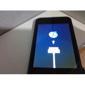 Ipod Touch 8 Gb (defeito Retirada De Pecas Ou Troca Bateria