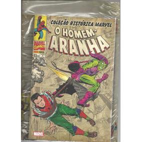 Colecao Historica Marvel Homem-aranha 1 Bonellihq Cx345 D17