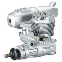 Motor O.s. 46ax Ii - Nova Geração! - Metanol - Com Mufla