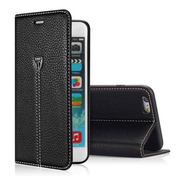 Funda Flip Cover Cuero Premium Apple iPhone 7 8 X Xs