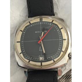 Relógio Bulova Acutron Antigo Original