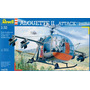 Revell Alem Helicoptero Alouette Il Attack 1/32 Armar Pintar