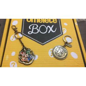 Chaveiros Harry Potter - Omelete Box - Licenciados!