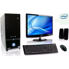 Computadora Cpu Intel Celeron Doble Nucleo 1gbram Ddr3 320dd