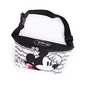 Cangurera Mickey Mouse Para Niños Y Adultos Marca Disney