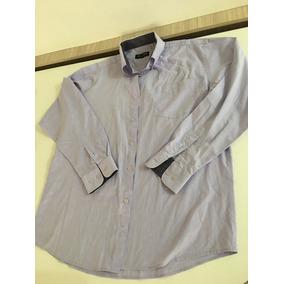 Camisa Manga Longa Masculina Vitorelli