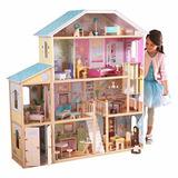 Casa Casita Munecas Majestic Mansion Dollhouse 34 Accessorie