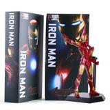 Figura Iron Man Crazy Toys 24 Cms