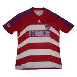Camiseta De Futbol - Dallas Fc - Original - Xl - Adi bc392c4a65869
