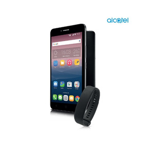 Alcatel A2xl Celular 6 Negro Con Tv + Smartband
