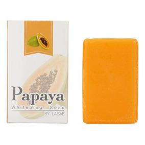 Papaya Jabón Blanqueador - Para Piel Natural Lightener - Ay