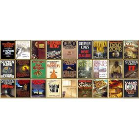 Stephen King - Pack 26 Audiobooks Os Melhores