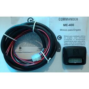 Modulo Para Instalação Elétrica De Engate Comander Universal