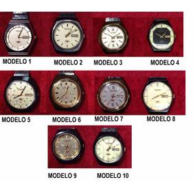Relógio Automático Citizen Novo Vários Modelos
