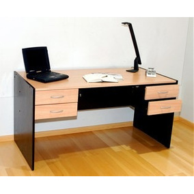 Escritorio melamina escritorios en rosario en mercado for Muebles de oficina usados en rosario