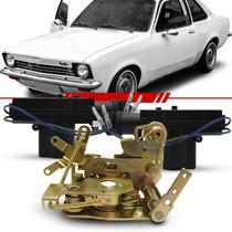 Trava Elétrica + Par Fechadura Chevette Chevy 500 Marajó