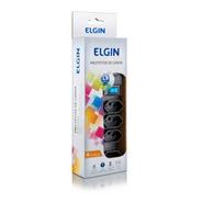 Filtro De Linha 4 Tomadas Fl305, 1,50m Elgin - 46rfl3040000