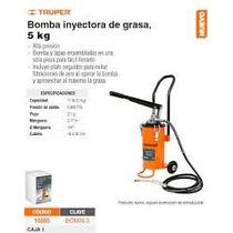 Bomba Inyectora De Grasa 5 Kgs Truper 16866