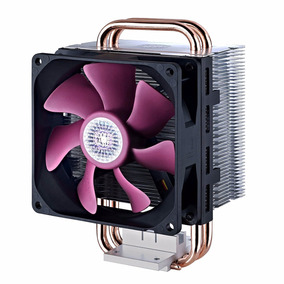 Cooler Master Blizzard T2 Fan Cpu Socket Pc Intel Amd Gamer
