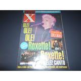 Generacion X 9 Roxette Bon Jovi Xuxa Git Memphis Con Poster