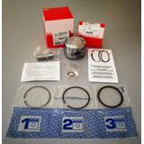 Kit Piston Honda Cbx 150 / Nx 150 Mahle Original