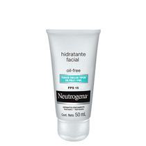 Hidratante Facial Neutrogena Oil-free Fps15 50ml