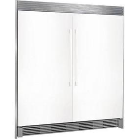 Accesorio Doble Trim Refrigerador Cocina Electrolux