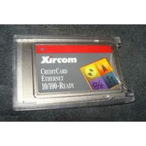Tarjeta Ethernet 10/100 Modelo Creditcard