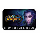 De Mrcargas Tarjeta Prepago World Of Warcraft 60 Días Wow Us