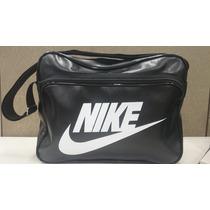 Bolsa Masculina Nike - Estilo Carteiro, Transversal T. Cores