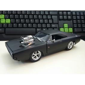 1/24 Dodge Charger R/t Velozes E Furiosos Toretto