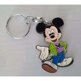 Mickey Mouse Precioso Llavero Metalico Mickey Mouse 1390 4f430d78a07