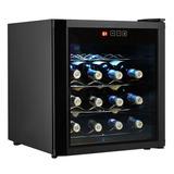 Enfriador Refrigerador Vinos Para 16 Botellas Vp0038m