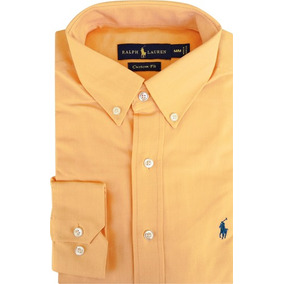 Camisa Polo Ralph Lauren Masculina Oxford Diversas Cores