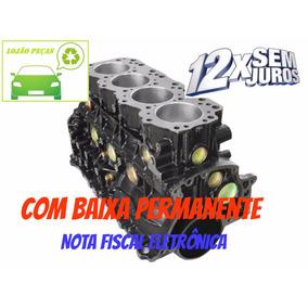 Bloco Do Motor Gol 96 Á 04 1.0 8v At Gasolina Com Baixa V556