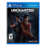 Juego Ps4: Uncharted The Lost Legacy