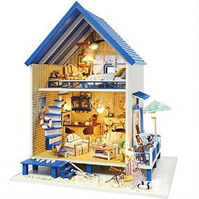 Casas en miniatura de madera en mercado libre m xico - Casas en miniatura de madera ...