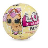 Boneca Lol Surprise Pets 7 Surpresas Serie 3 Bonellihq I18