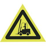 Perigo Maquinas Em Movimento (pvc - 0,8 Mm, 15 X 15)
