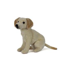 Hansa 4712 10 In. Cachorro Labrador Sentado (importación De