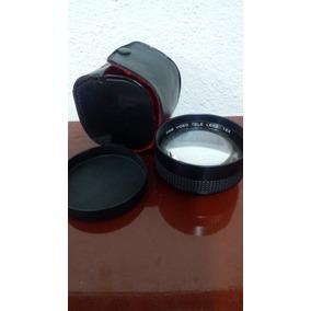 Lente Tele Foto Video 1.5x 58mm Seminuevo