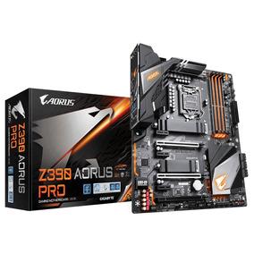 Tarjeta Madre Gigabyte Z390 Aorus Pro Intel 1151-v2 Ddr4