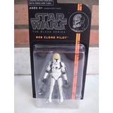 Star Wars The Black Series Wave 2 Clone Pilot #08 Hasbro