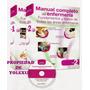 Libro Manual Completo Enfermería 2 Tomos