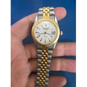 f1021ccf239ec Relogio Techno Riviera Usado - Relógio Technos Masculino, Usado no ...